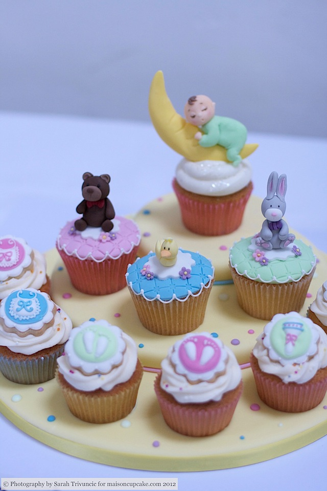 Squires Show 2012 baby cupcakes 9
