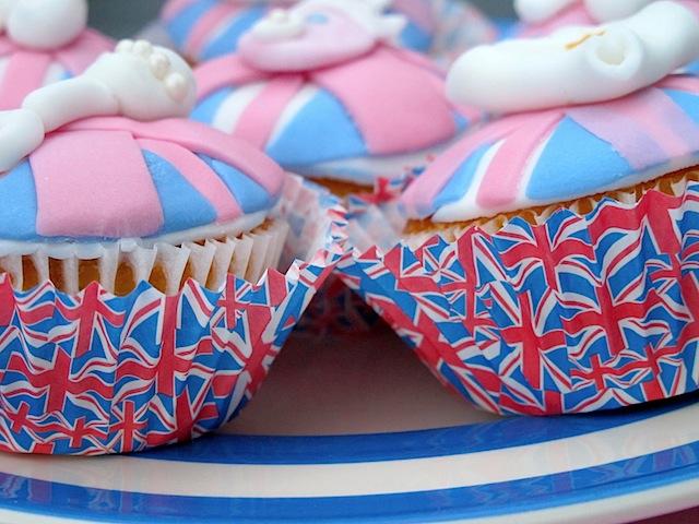 Royal Baby Cupcakes - 20