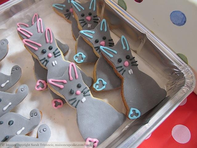 Bunny Cookies by Sarah Trivuncic Maison Cupcake - 03