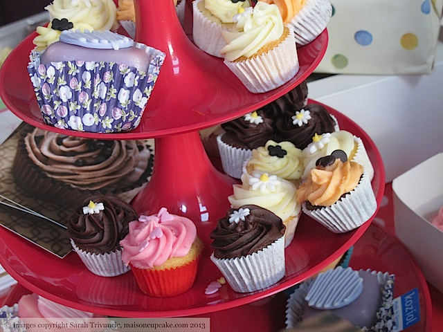 Mini cupcake selection by Sarah Trivuncic Maison Cupcake - 06