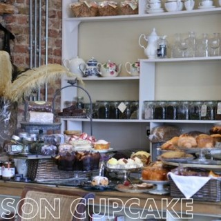 Betty Blythe Tea Room… in pictures