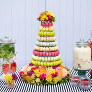 Anges de Sucre macaron collection #macaronsformacmillan