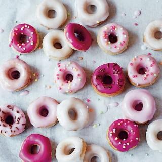 mini doughnut recipe