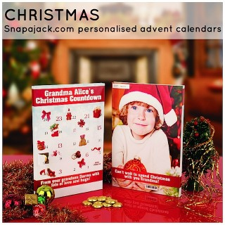 Snappy chocolate advent calendars the kids will love