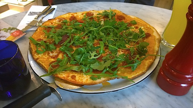 New things to try at Pizza Express #italian #restaurants #london