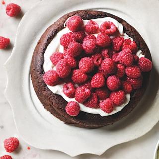 Gluten free chocolate cake recipe by Joanne Harris of Chocolat