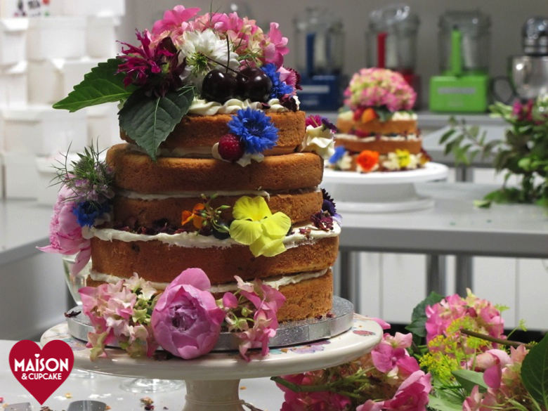 Pinterest Lily Vanilli Naked Wedding Cakes - 13-imp