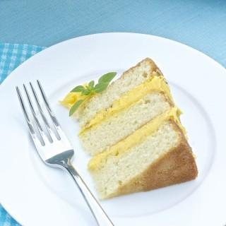 Easy Lemon Layer Cake (Cath Kidston)
