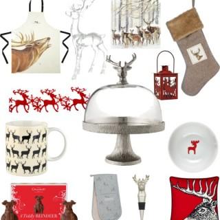 We're having reindeer for Christmas (John Lewis)