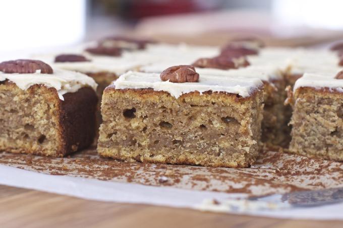 easy pumpkin yogurt cake with spelt flour recipe - 2
