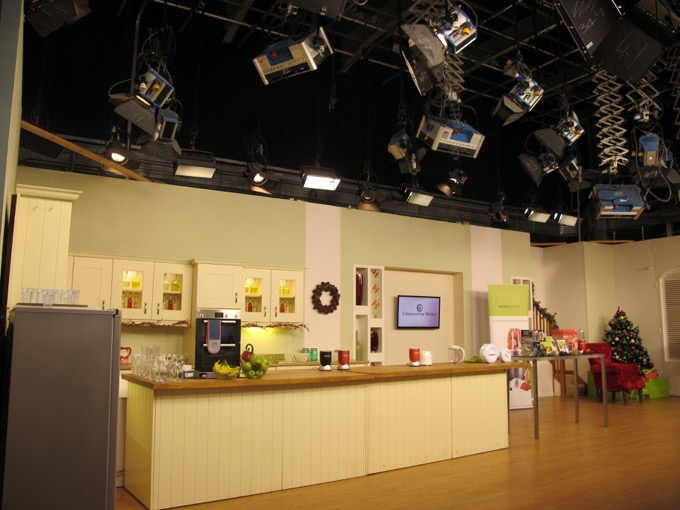 Ideal World TV home shopping channel behind the scenes visit - 5