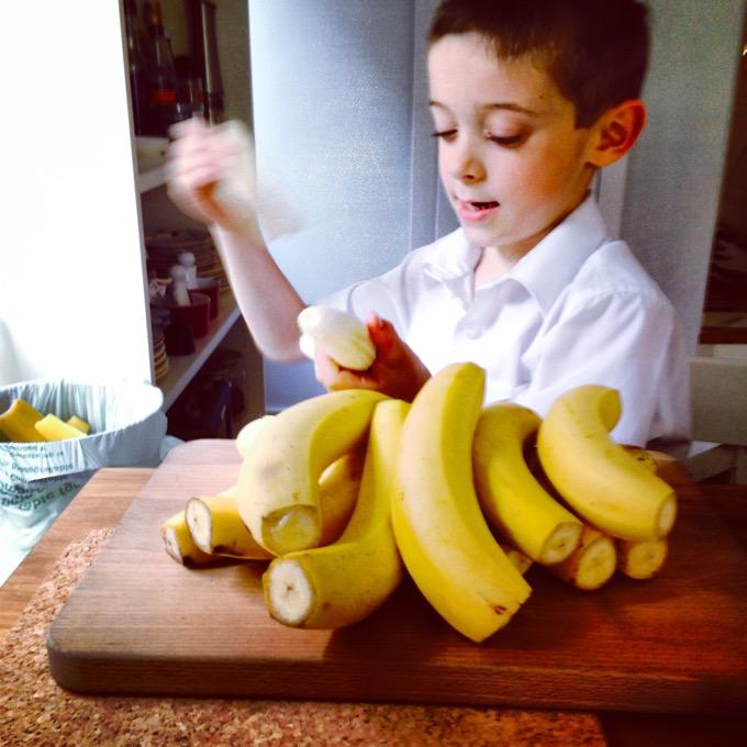 Vitamix Cavolo Banana Sesame - 2