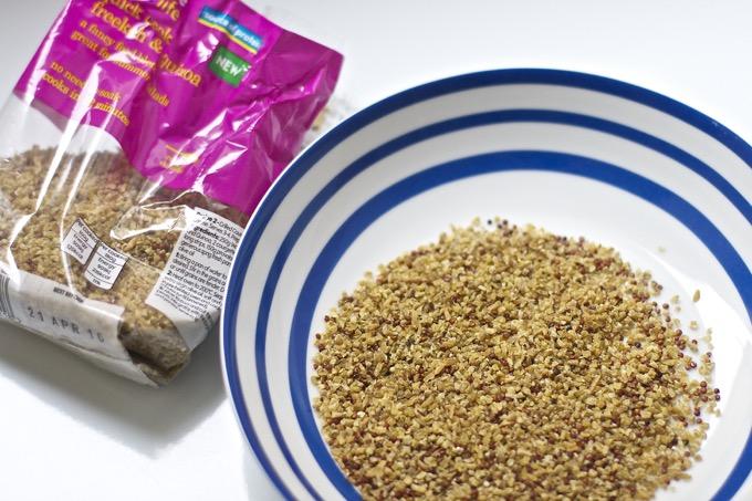 Waitrose Freekeh Quinoa