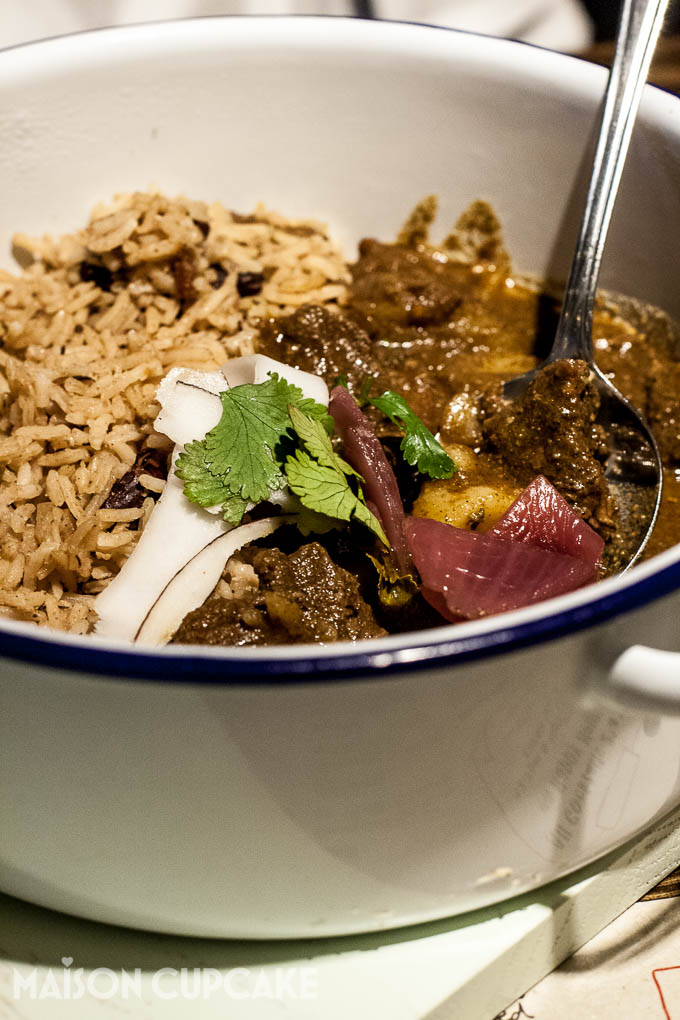 Turtle Bay Walthamstow Curry Goat