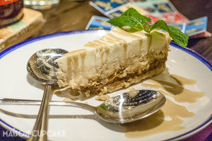 Turtle Bay Walthamstow Cheesecake Dessert