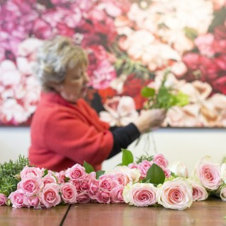 30 tips flower arranging: my crash course at Judith Blacklock Flower School