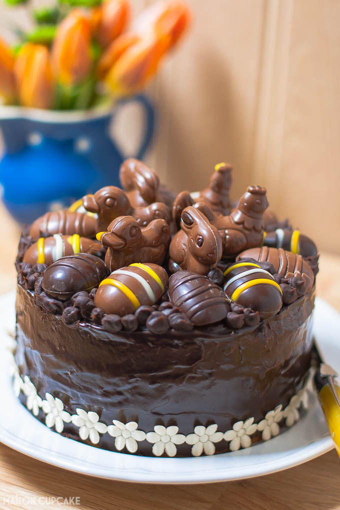 Cooperative Easter Cake - 6