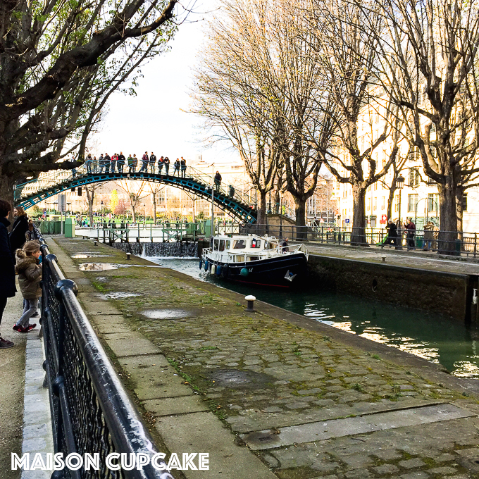 Canal St Martin: 21 things to do in paris with kids
