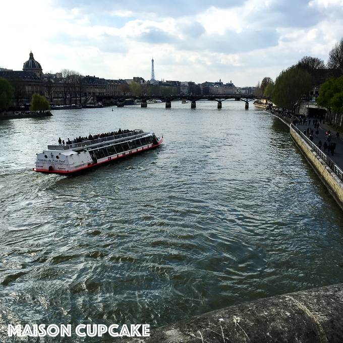 River Seine: 21 things to do in paris with kids