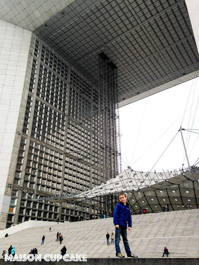 La Defense: 21 things to do in paris with kids
