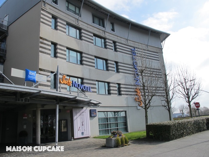 Suite Novotel Calais Coquelles and why we love Le Club Accor hotels loyalty card
