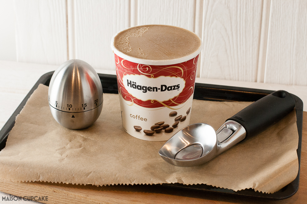Coffee Haagen Dazs Ice Cream