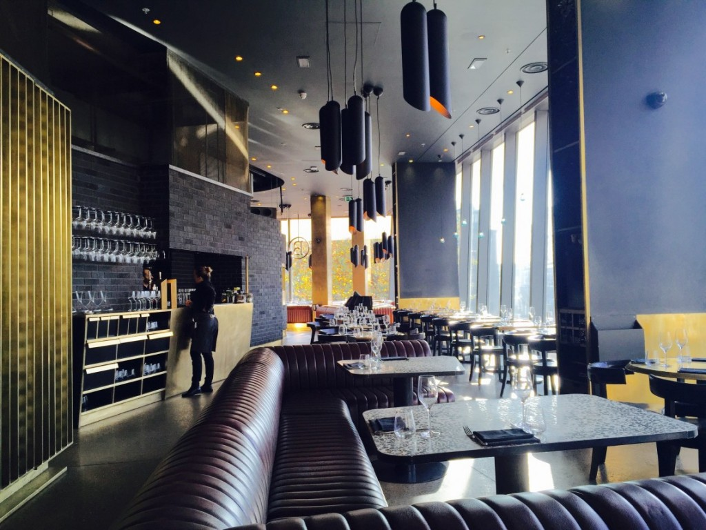 Interior Barbecoa Restaurant City of London