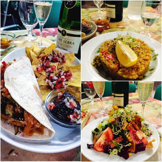 Restaurante Vegetalia Raval Vegetarian Restaurant Barcelona