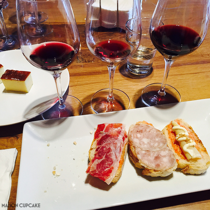 Wine tasting Oller des Mas Barcelona Castle Experience