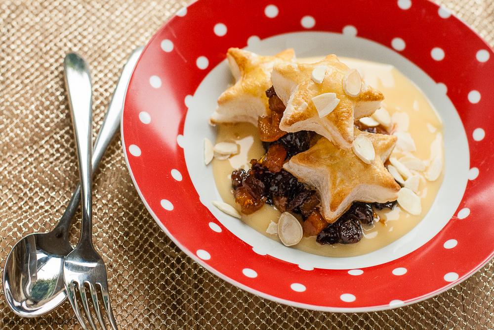 Easy Mince Pie Desert Carluccios