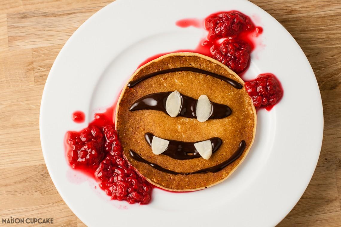 Vampire Pancakes Hotel Transylvania-2