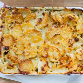 Five Ingredient Fish Pie Family Food Hack - you won't believe how easy this fish pie is to make from a quick five minute assembly of several frozen food products - an easy time saving idea for family meal planning that will leave you hands free whilst you help with the kids homework!