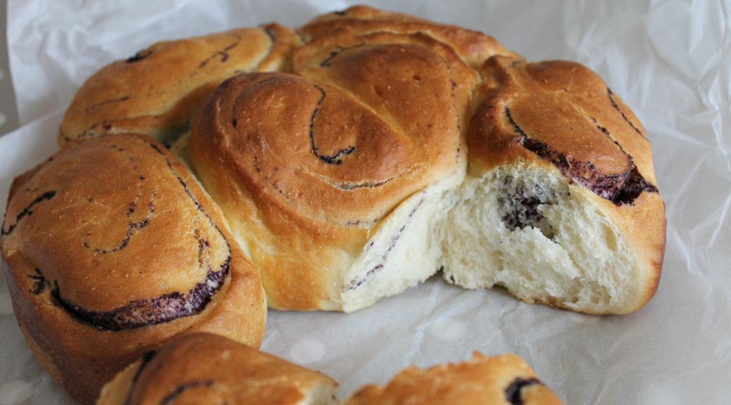 blueberry brioche swirl