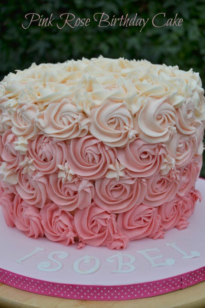 BOTW Pink-Rose-Birthday-Cake