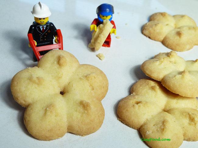 BOTW butter cookies
