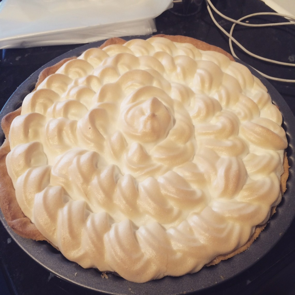 BOTW lemon meringue pie