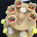 Sandcastle Cupcakes by Kirsty Watson