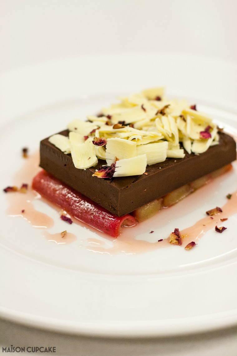 Make this easy chocolate ganache dessert by Paul A Young