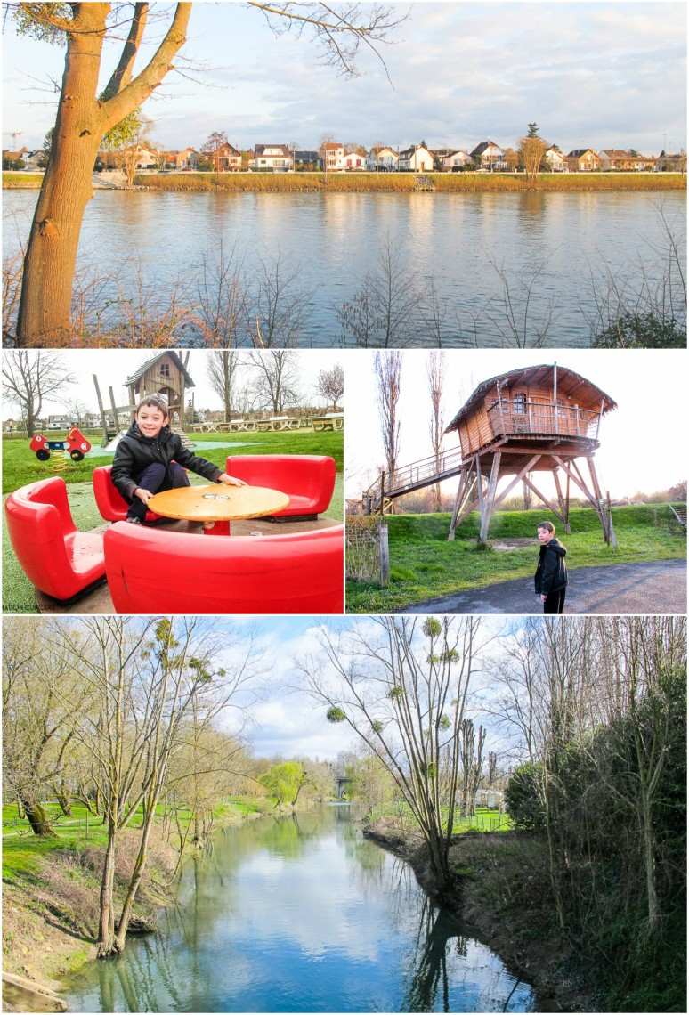 Located on the banks of the River Seine, Maisons-Laffitte Eurocamp makes an ideal base for a family trip to Paris