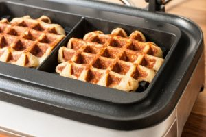 Gluten Free Waffles-7