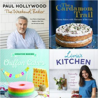 New Cookbooks – May 2016