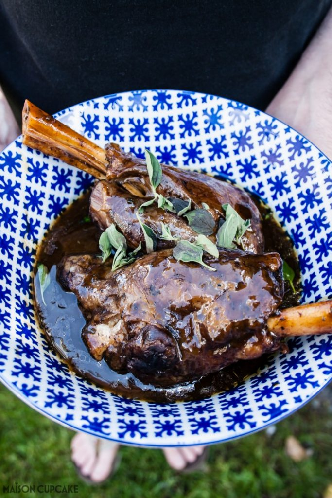 Fastest ever Lamb shanks in 12 minutes from Iceland