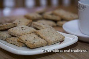 botw- Cumin Biscuits