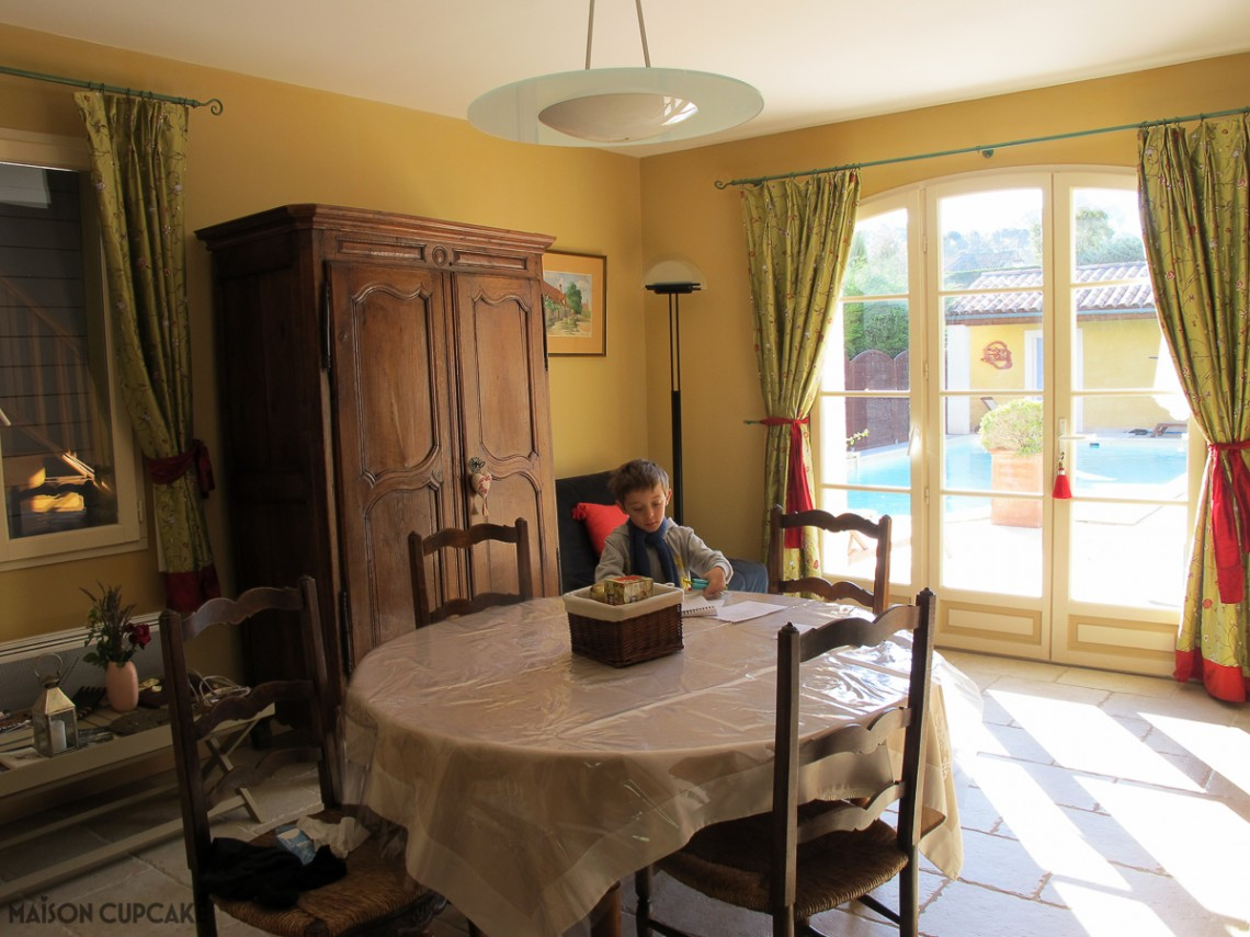 Home away from home holiday rental in St Remy de Provence France