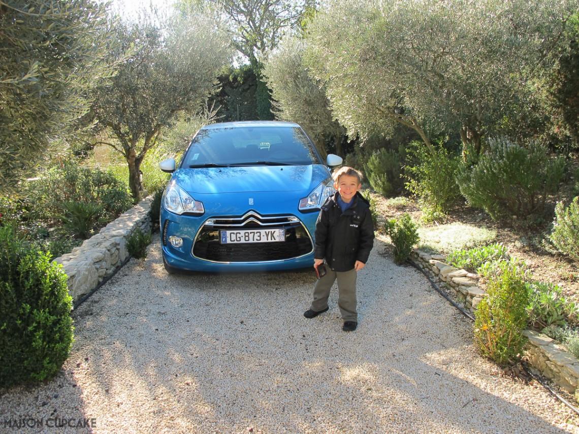 Car hire Provence