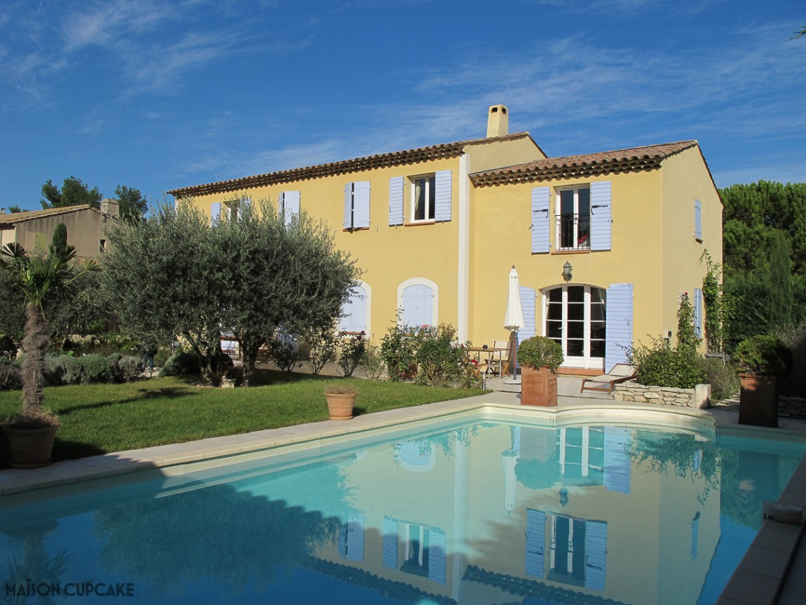 HomeAway from home holiday rental in St Remy de Provence France