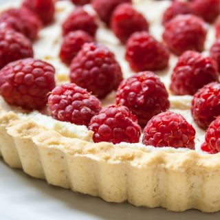Cheats' Raspberry Tart – Bake of the Week