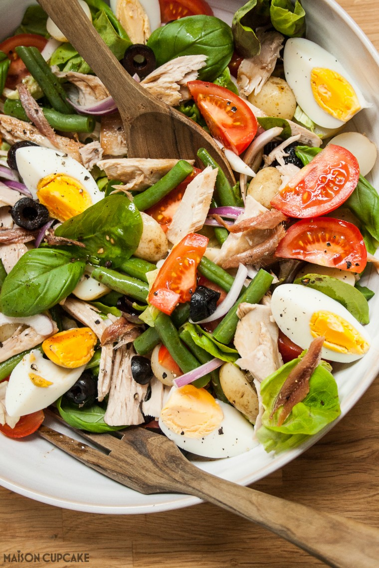 Ultimate Salad Nicoise