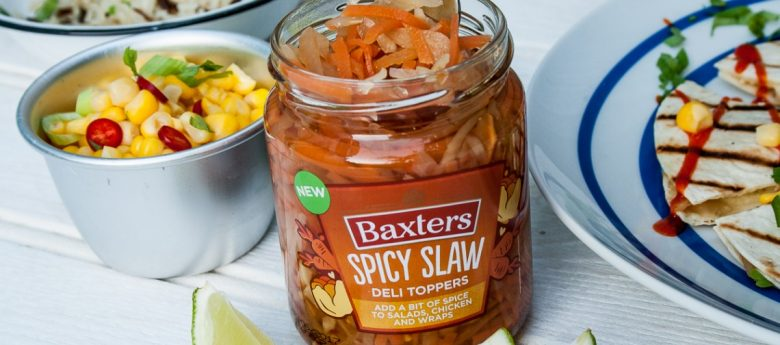 15 Ways to Use Spicy Slaw with Baxters Deli Toppers