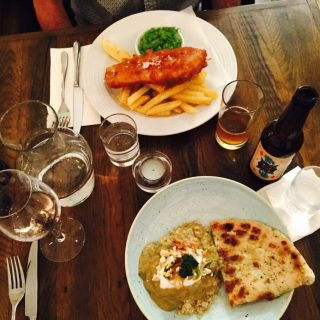 Eat 17 Date Night in Walthamstow Village